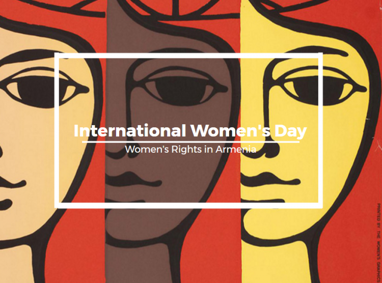 International Women's Day: Women's Rights In Armenia
