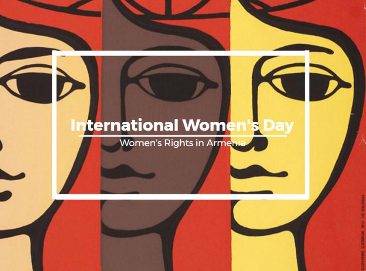 International Women's Day: Women's Rights In Armenia