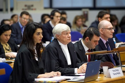 European Court of Human Rights Grand Chamber hears Perinçek v. Switzerland case