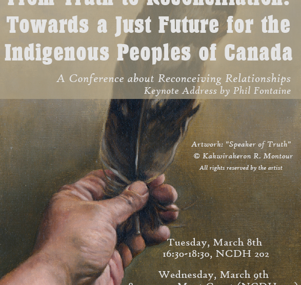 International Institute for Genocide and Human Rights Studies and McGill University host a conference on the Recent Findings of the Truth and Reconciliation Commission