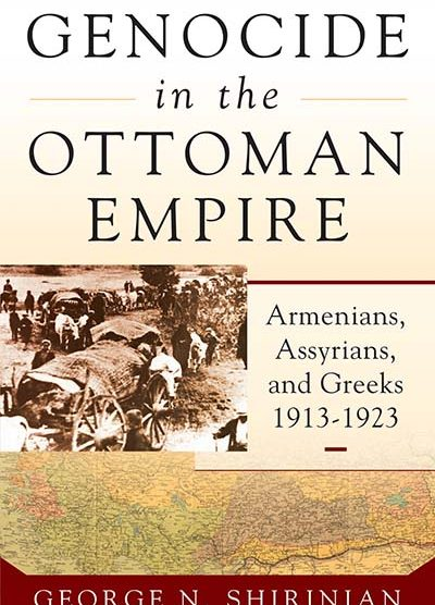 Zoryan Institute Releases New Book on Fate of Non-Muslims and Christians in Turkey 1913-1923, Contextualizing Issues in the Middle East Today