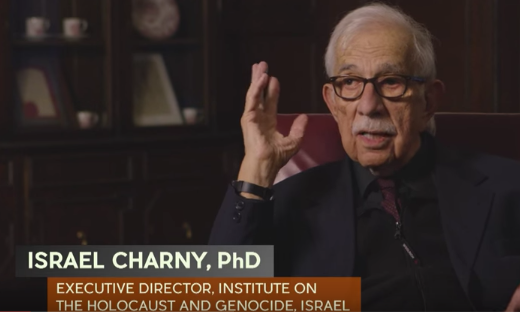 Israel Charny: Psychology of Denial