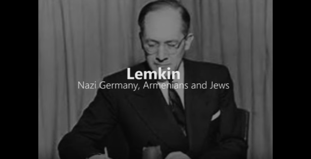 Nazi Germany, Armenians and Jews – Holocaust Education Week 2007