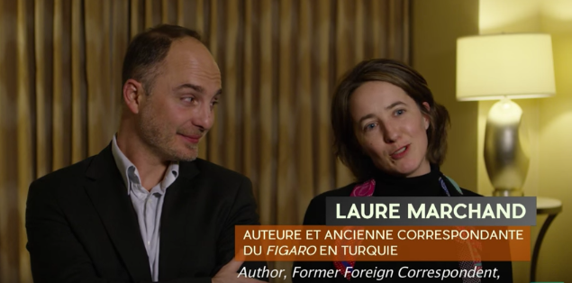 Laure Marchand and Guillaume Perrier – An Armenian Ghost in Turkey