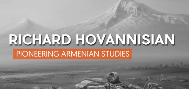 Richard Hovannisian: Pioneering Armenian Studies
