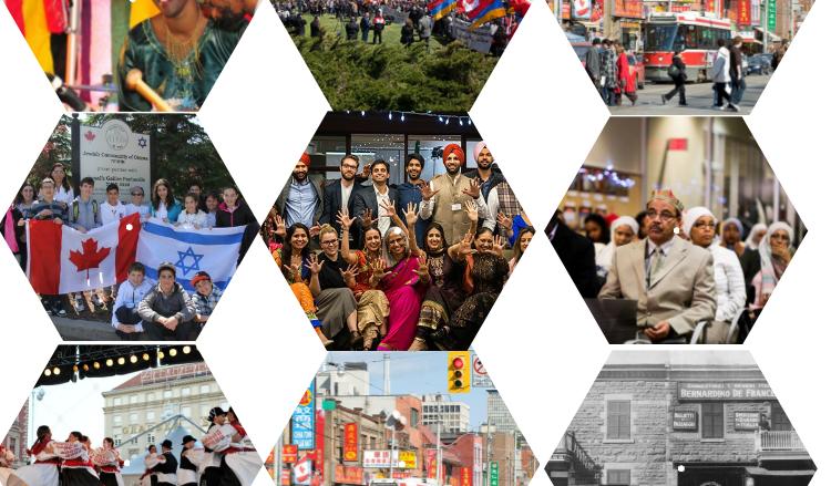 Canada 150: Celebrating Canada's Mosaic