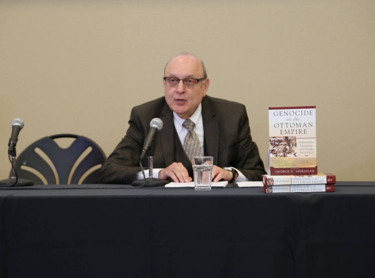 BOOK TALK WITH GEORGE N. SHIRINIAN