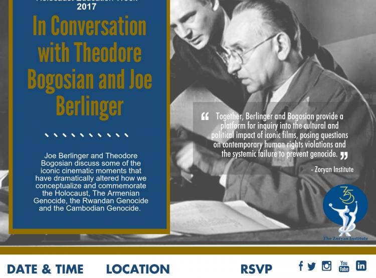 HEW 2017: In Conversation with Theodore Bogosian and Joe Berlinger