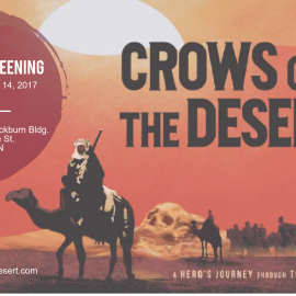 Crows of the Desert: Toronto Screening
