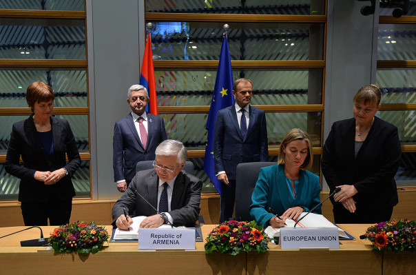 Why the US and Russia Should Support the EU-Armenia Agreement