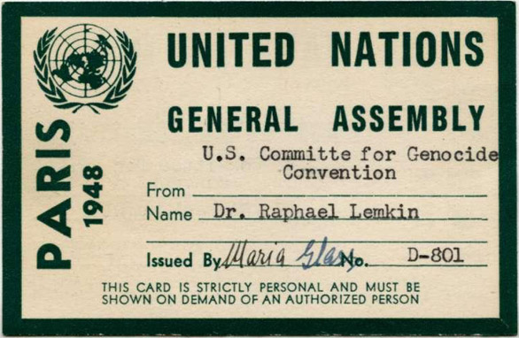The History of the 1948 Genocide Convention