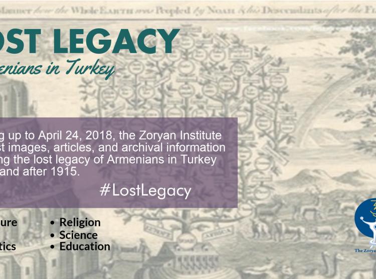 #LostLegacy