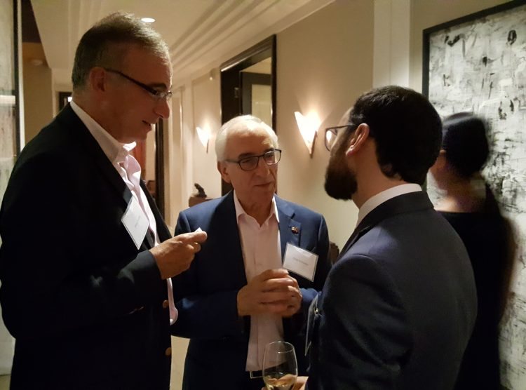 Armenia's Government Delegation Led by the Deputy Prime Minister Avinyan Connects with Canadian Social Influencers