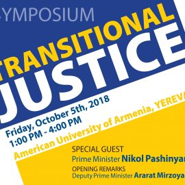 Symposium: Transitional Justice