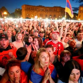 The Zoryan Institute and the American University of Armenia to Host Conference on Armenia One Year After the Velvet Revolution