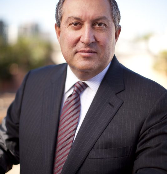 President Armen Sarkissian Sends a Letter of Condolence on the Demise of Prof. Vahakn Dadrian