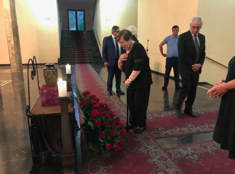 Armenia Celebrates the Legacy of Prof. Vahakn N. Dadrian