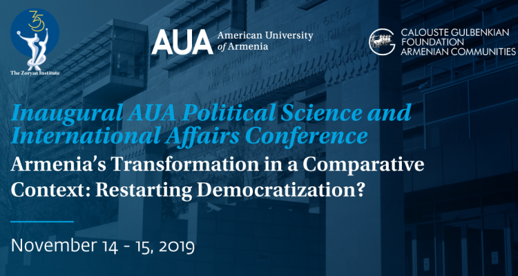 The Zoryan Institute and AUA Announce Conference Speakers