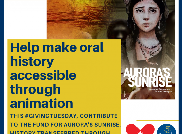 Help Make Oral History Accessible Through Animation