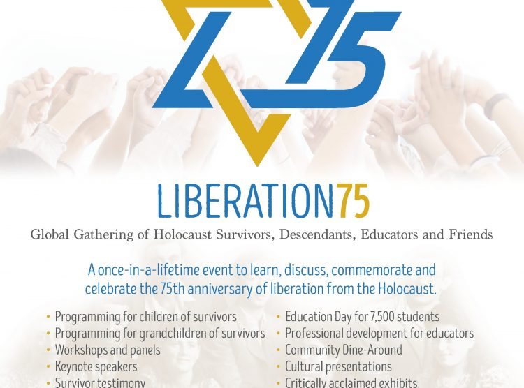 Zoryan Institute Added to the Liberation75 Education Day Lineup