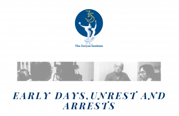 Clips from the Collection: Early Days, Unrest & Arrests