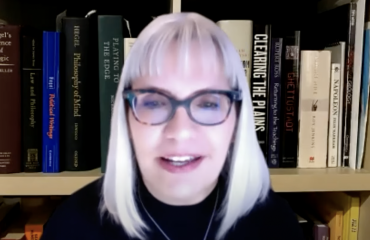 Future War with Prof. Maureen Hiebert (Genocide and Human Rights Webinar Series, Fall 2020)