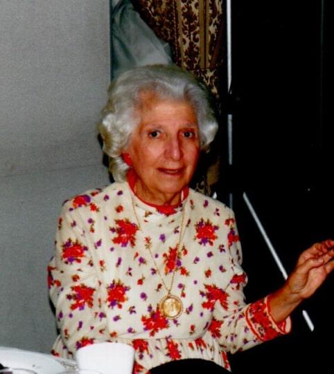 The Zoryan Institute Honours the Legacy of Ms. Sara Chitjian