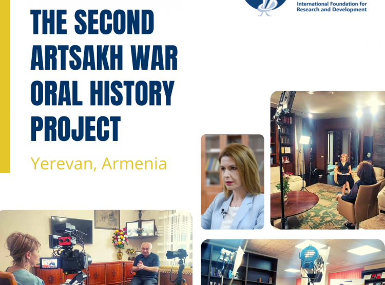 The Second Artsakh War Oral History Project