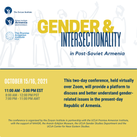 Gender and Intersectionality in Post-Soviet Armenia